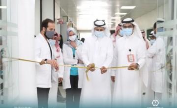 مدينة الملك سعود الطبية وجمعية ساعد الخيرية يدشنان أول عيادة تخصصية لمرض التصلب العصبي المتعدد